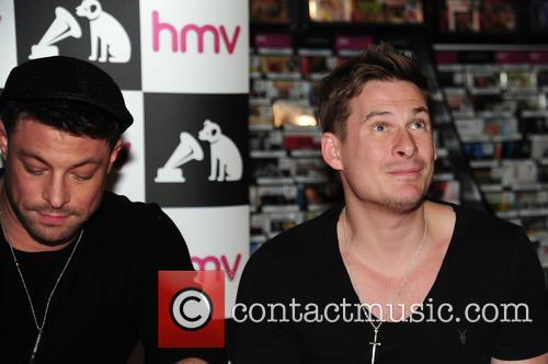 Blue and Lee Ryan