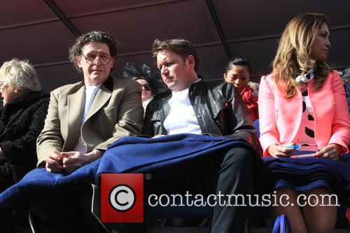 Marco Pierre White and James Martin 3