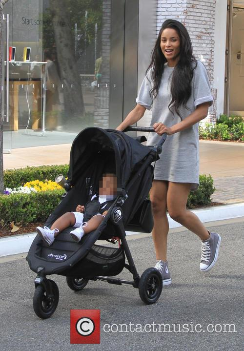 Ciara and Future Jr. 3