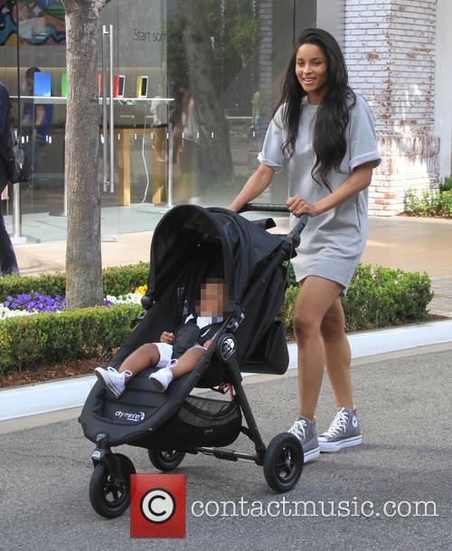 Ciara and Future Jr. 5