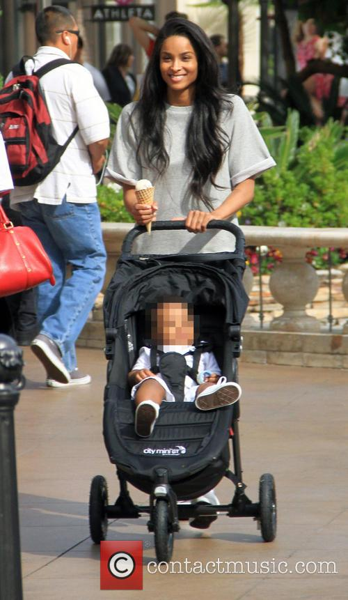 Ciara and Future Jr. 9