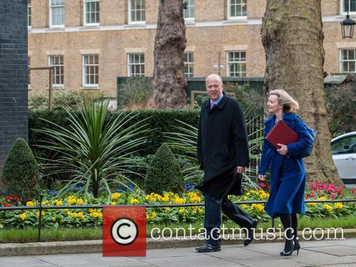 Chris Grayling and Liz Truss 2