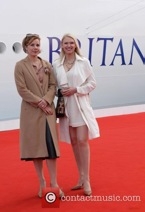 Anneka Rice and Darcey Bussell 3