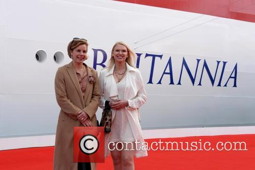 Anneka Rice and Darcey Bussell 4