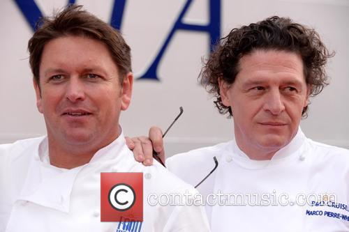 James Martin and Marco Pierre White 2