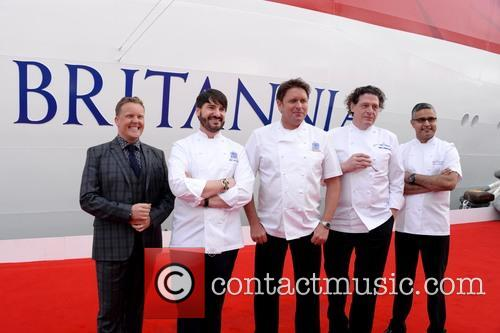 Olly Smith, Eric Lanlard, James Martin, Marco Pierre White and Atul Kochhar 4