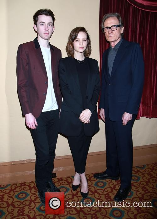 Matthew Beard, Carey Mulligan and Bill Nighy 4