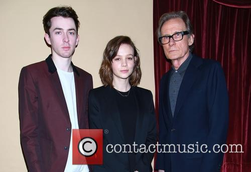 Matthew Beard, Carey Mulligan and Bill Nighy 5