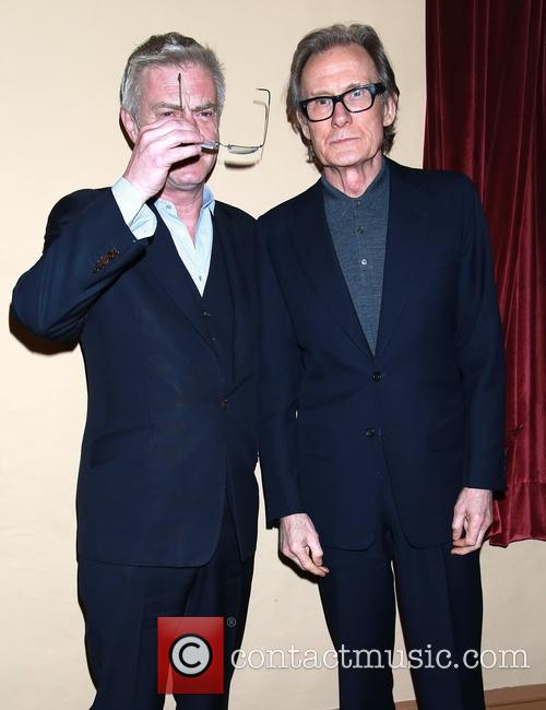 Stephen Daldry and Bill Nighy 3