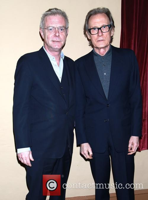 Stephen Daldry and Bill Nighy 1