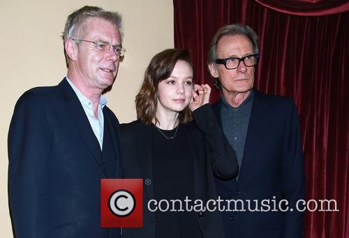Stephen Daldry, Carey Mulligan and Bill Nighy 4