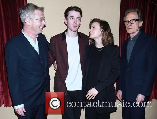Stephen Daldry, Matthew Beard, Carey Mulligan and Bill Nighy 5