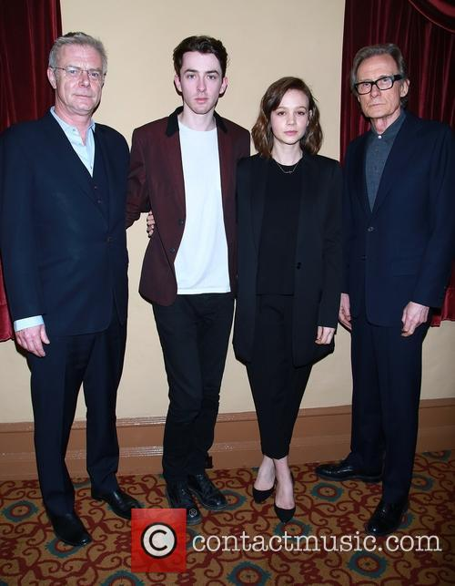 Stephen Daldry, Matthew Beard, Carey Mulligan and Bill Nighy 6