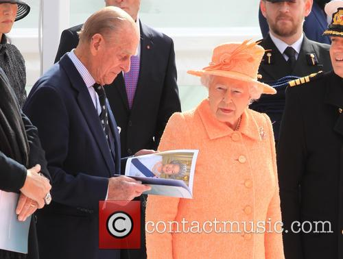The Queen and Duke Of Edinburgh 3