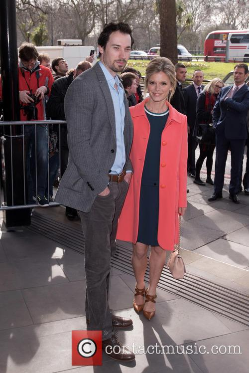 Emilia Fox and Guest 1