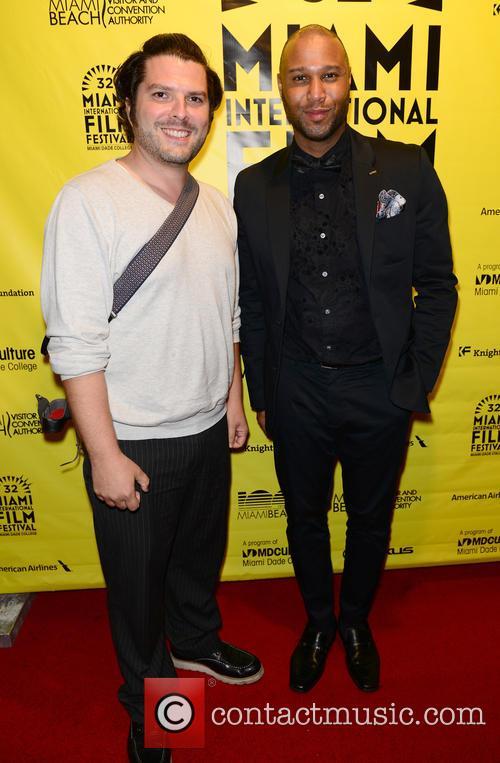 Andres Labrada and Kevin Sharpley 2