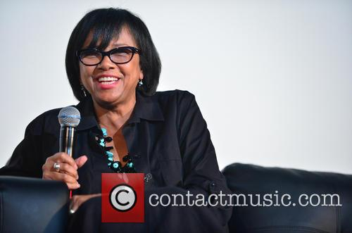 Cheryl Boone Isaacs attends a Conversation with President...