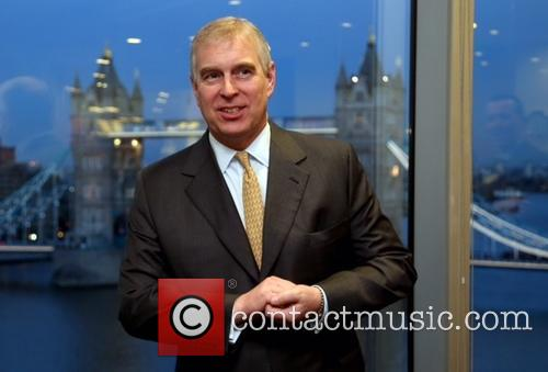 Hrh The Duke Of York and Prince Andrew 2