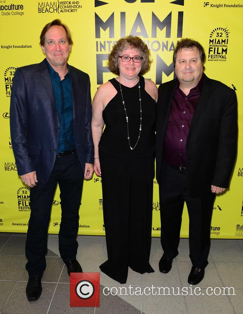 Mark Moormann, Producer Debra Egber and Producer Mitchell Egber 4