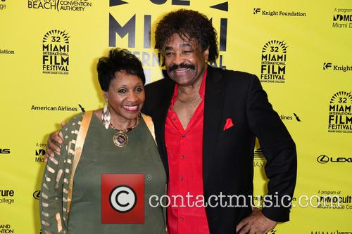 Singer Anita Ward and Singer George Mccrae 9