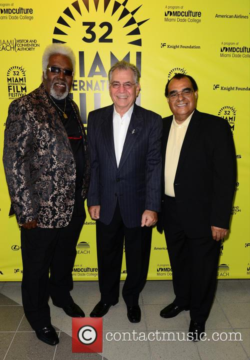 Singer Benny Latimore, Steve Alaimo and Singer Timmy Thomas 1