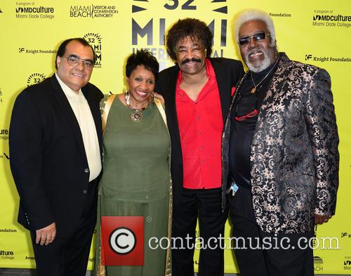 Singer Timmy Thomas, Singer Anita Ward, Singer George Mccrae and Singer Benny Latimore 9