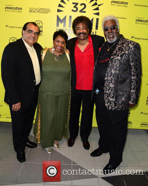 Singer Timmy Thomas, Singer Anita Ward, Singer George Mccrae and Singer Benny Latimore 10