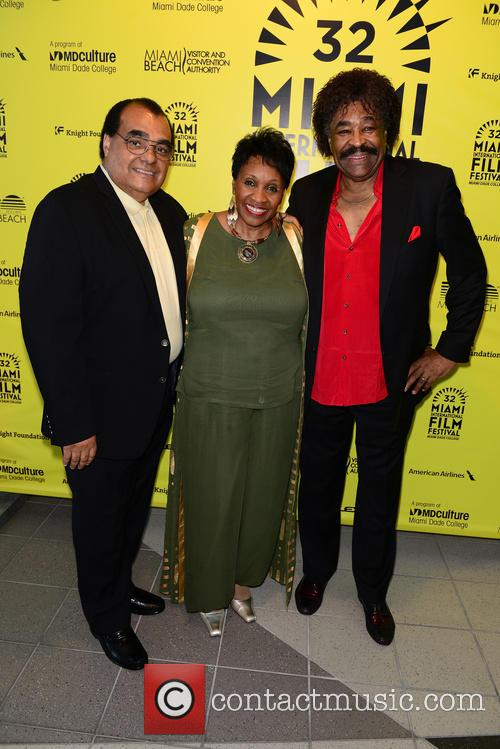 Singer Timmy Thomas, Singer Anita Ward and Singer George Mccrae 8