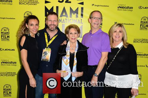 Vanesa Lacapra, Associate Producer Joe Stone, Inez Stone, Excutive Producer H. Keith Pinchot and Donna Wolf 2