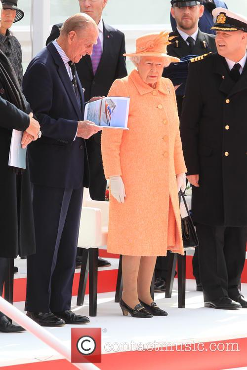 Queen Elizabeth Ii, Prince Philip and Duke Of Edinburgh 7