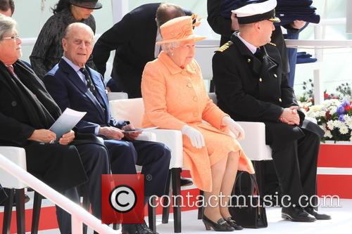 Queen Elizabeth Ii, Prince Philip and Duke Of Edinburgh 9