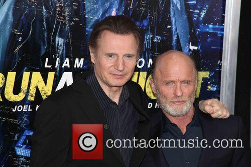 Liam Neeson and Ed Harris 2