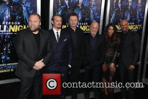 Vincent D'onofrio, Joel Kinnamam, Liam Neeson, Ed Harris, Genesis Rodriguez and Common
