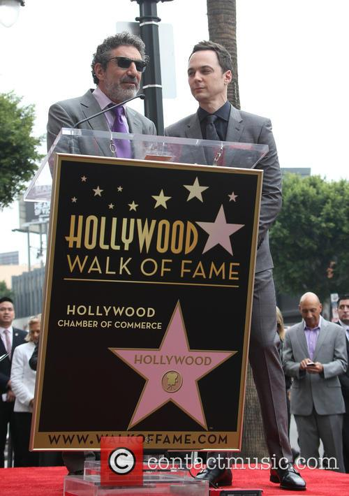 Chuck Lorre and Jim Parsons 6