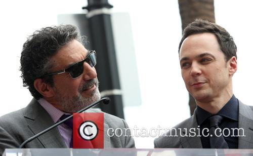 Chuck Lorre and Jim Parsons 7