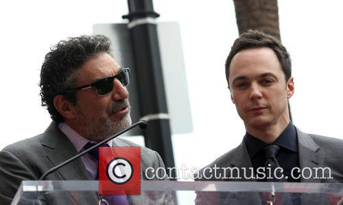 Chuck Lorre and Jim Parsons 10