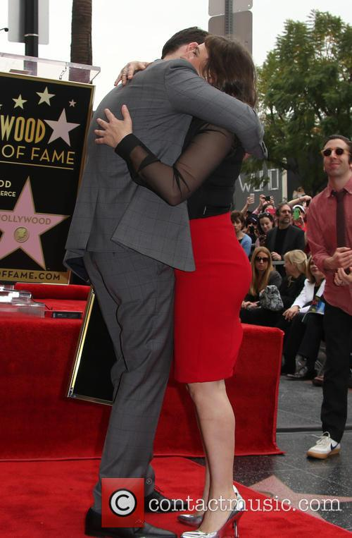 Jim Parsons and Mayim Bialik 7