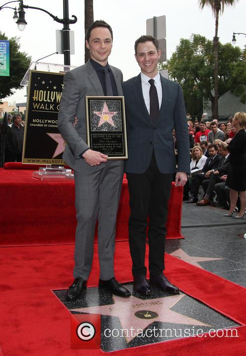 Jim Parsons and Todd Spiewak 4