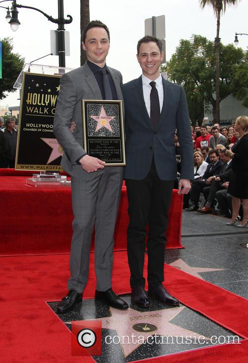 Jim Parsons and Todd Spiewak 5