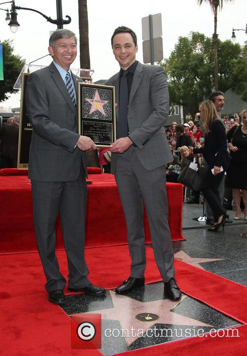 Leron Gubler and Jim Parsons 3