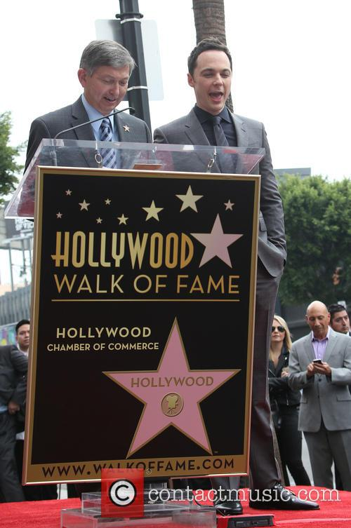 Leron Gubler and Jim Parsons 4