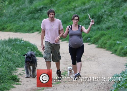 Milla Jovovich and Paul W.s. Anderson 7