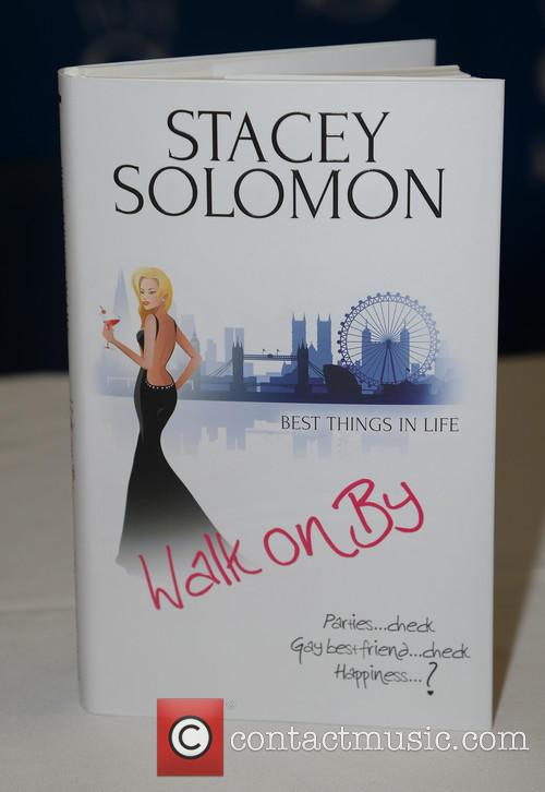Stacey Solomon 2