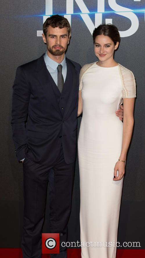 Shailene Woodley and Theo James 5