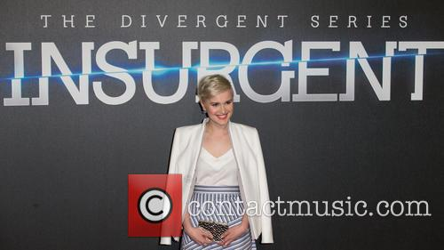 The The and Veronica Roth 9