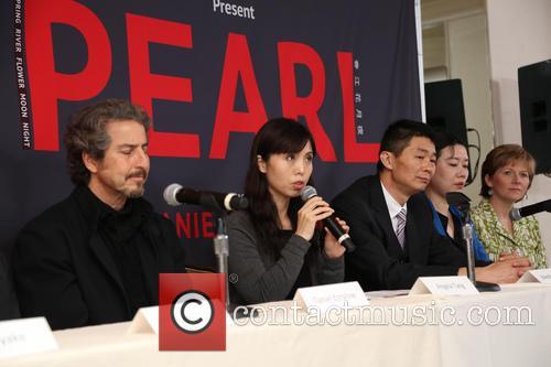 Daniel Ezralow, Angela Tang, Weinbiao Tang, Shu Tong and Pamela Carroll 4