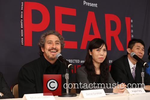 Daniel Ezralow, Angela Tang and Weinbiao Tang 7