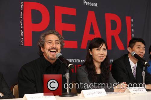 Daniel Ezralow, Angela Tang and Weinbiao Tang 8