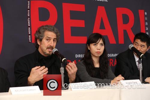 Daniel Ezralow, Angela Tang and Weinbiao Tang 10