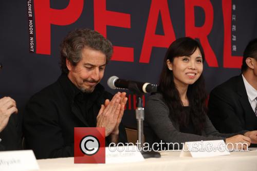 Daniel Ezralow and Angela Tang 2